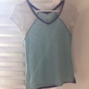 Lululemon Running Shirt